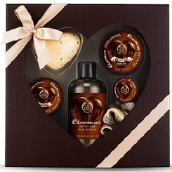 Échantillons The Body Shop : Échantillon Gratuit Chocomania