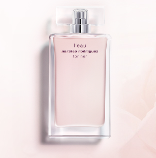 Échantillons parfums For her - Narciso Rodriguez